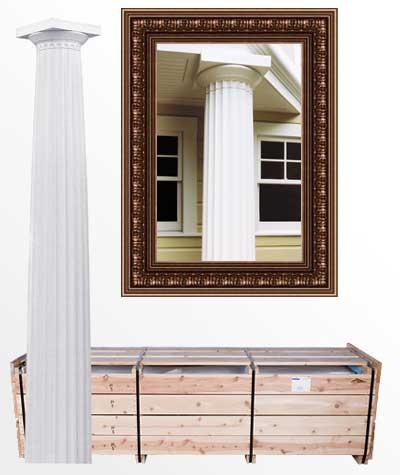 Doric Door Amp Doric Columns U2013 Roman Catholic